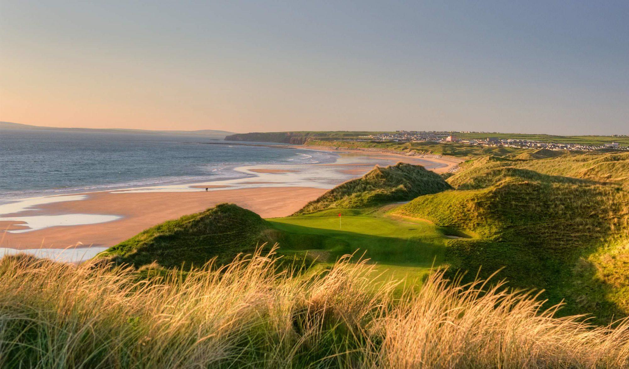 Ireland - Ballybunion Golf
